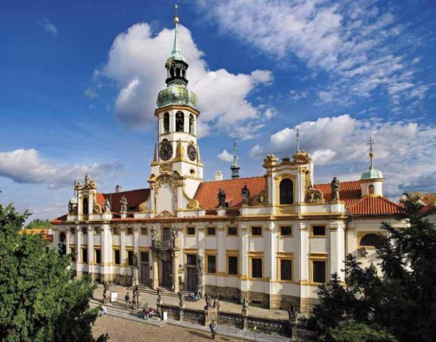 Pension Praha - okolí Pensionu Větrný mlýn v Praze 6