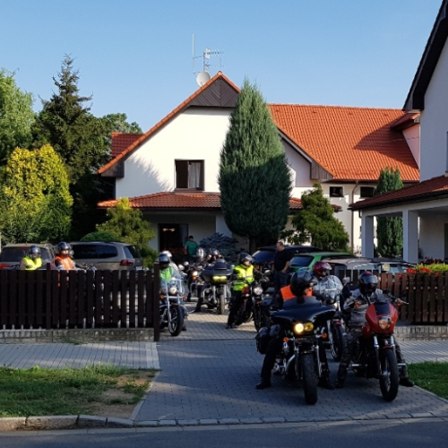 Bikers are welcomed - accomodation - B&B Prague.