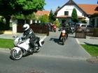 Penzion Větrný mlýn - motorkáři jsou u nás vítáni a hlavně mají kde parkovat své motocykly.